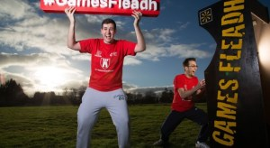 25.02.2016 Ireland is becoming the 'Silicon Arcade of Europe' Game Developers to make the Trip to Tipp for Games Fleadh 2016. Launching the event at LIT Thurles were 4th year Game Design students, Sean O'Connor and Tommaso Marenzi. Leading game developers, including John Romero, to participate in LIT/Microsoft event The organisers of Games Fleadh, Ireland's version of the Oscars for undergraduate game designers and developers, have said that Ireland is fast becoming the 'Silicon Arcade' of Europe. Some of the biggest names in the gaming industry will gather at the Limerick Institute of Technology (LIT) campus in Thurles on March 9th to participate in Games Fleadh 2016, an all-island games design and development competition for third-level students. Supported by Microsoft Ireland, EA Games, Ubisoft and the Irish Computer Society, the 13th annual Games Fleadh will feature the Game Studio Tower Defence competition and Robocode. Picture: Alan Place/Fusionshooters