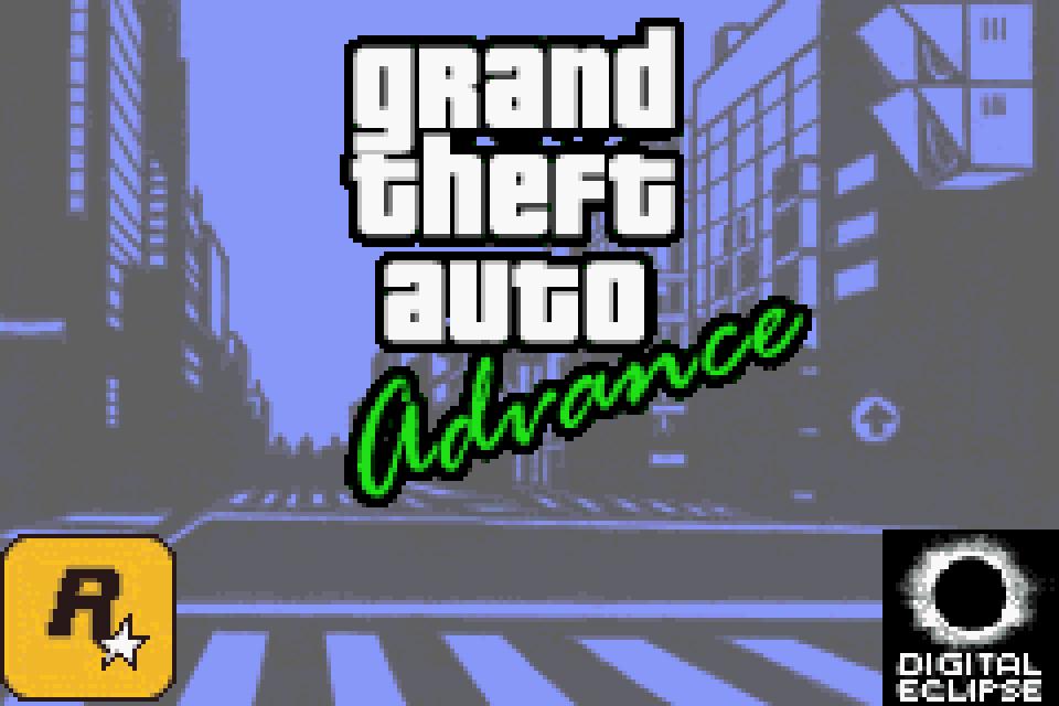 3d Wallpaper Of Dragon Ball Z Grand Theft Auto Advance Screenshots Gamefabrique