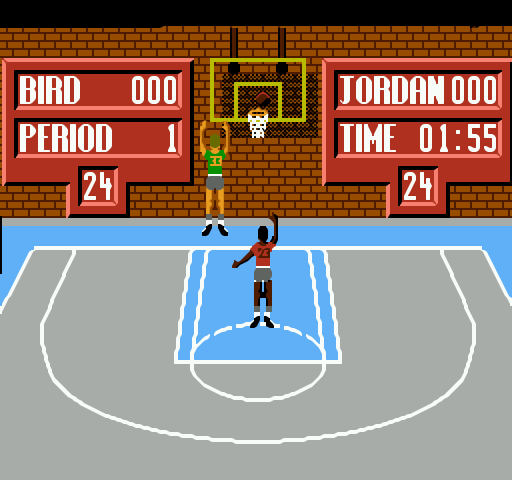 Zelda Vs Donkey Kong Jordan Vs Bird One On One Download Game Gamefabrique