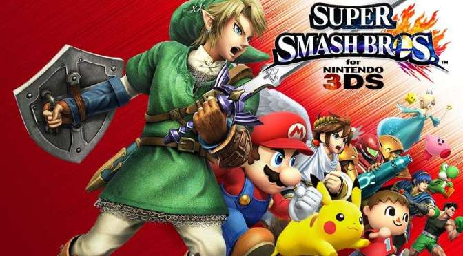 Super Smash Bros 3DS - Banner 3
