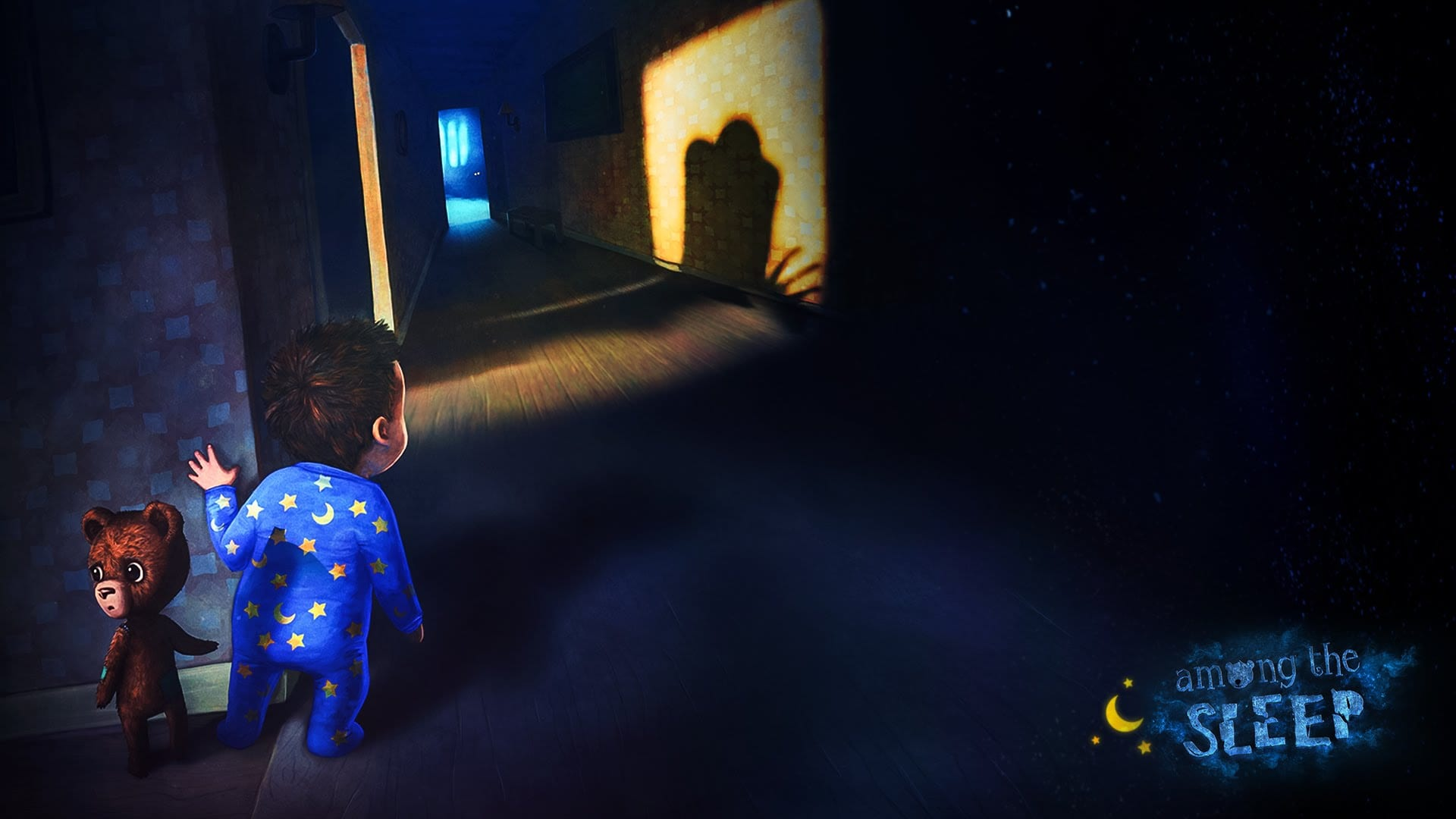 Gif As Wallpaper Iphone X Among The Sleep Review Gameluster