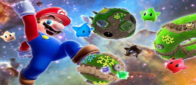 Mario Galaxy fue la clara muestra de que el software es aquel que vende el hardware