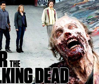 World Trailer Fear The Walking Dead