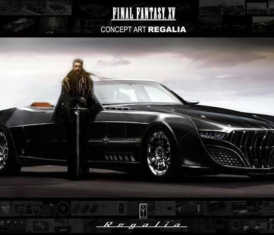 Final Fantasy XV gana el premio de Game critics como -Mejor RPG-