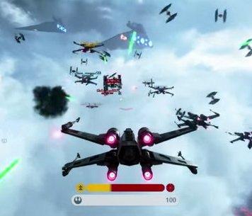 Gamescom 2015: Fighter Squadron nuevo modo de juego de Star Wars Battlefront