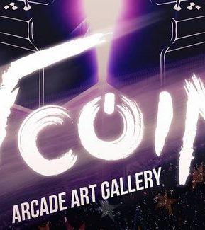 Se abre la convocatoria para la V-COIN Arcade Art Gallery