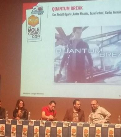 Quantum Break con diálogos en Español Latino