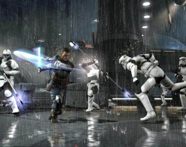 Retro Reseña: Star Wars The Force Unleashed