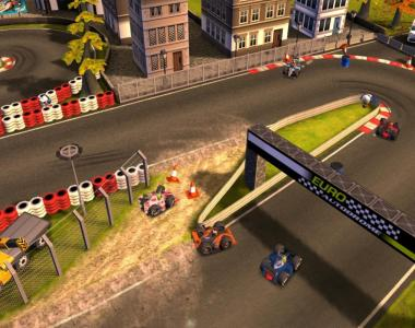 Big Bang Racing ya disponible en App Store y Google Play
