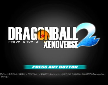 DRAGON BALL XENOVERSE 2 será lanzado con múltiples versiones