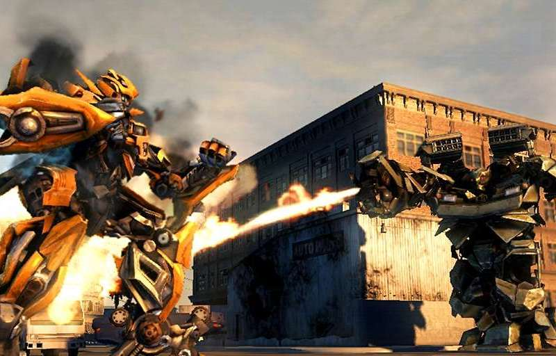 Retro Reseña: Transformers Revenge of the Fallen