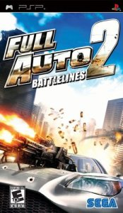 Full Auto 2 Battlelines PSP