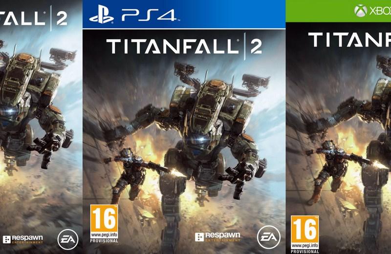 Haz equipo y gana un Titanfall 2 cortesía de EA México y GOVG.