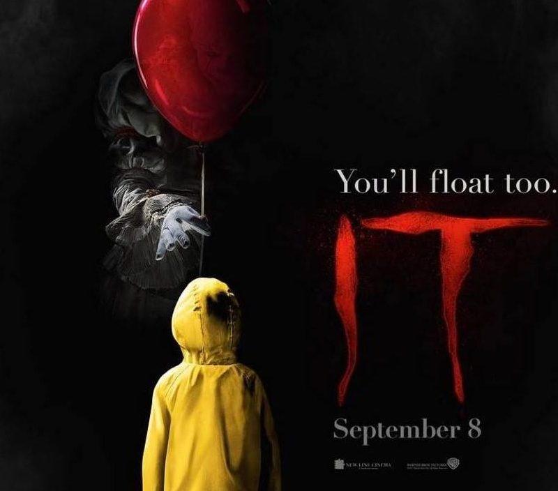 ¡Llega el primer trailer oficial de IT!