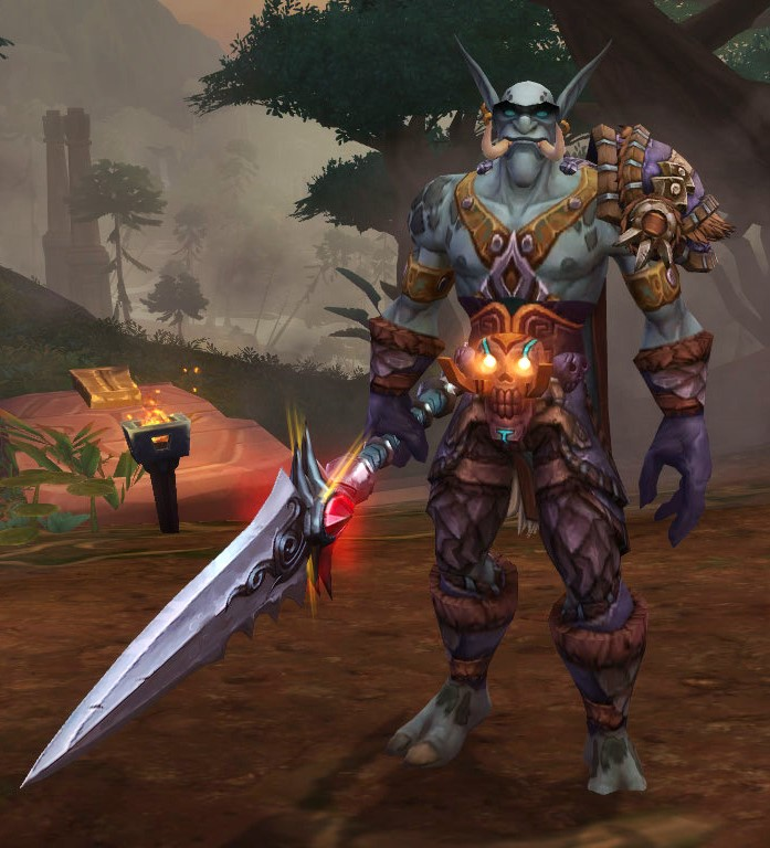 Headhunter Jo - Wowpedia - Your wiki guide to the World of Warcraft