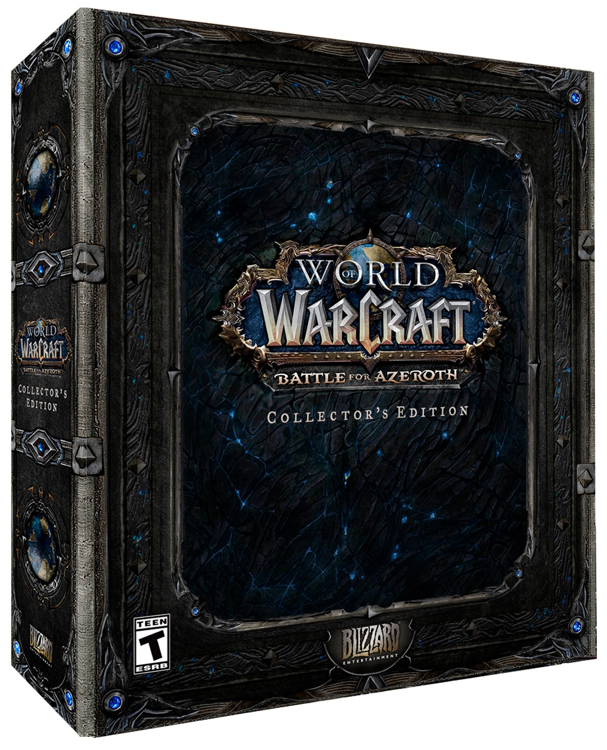 Descargar Libros Warcraft World Of Warcraft Battle For Azeroth Collectors Edition Para Pcs