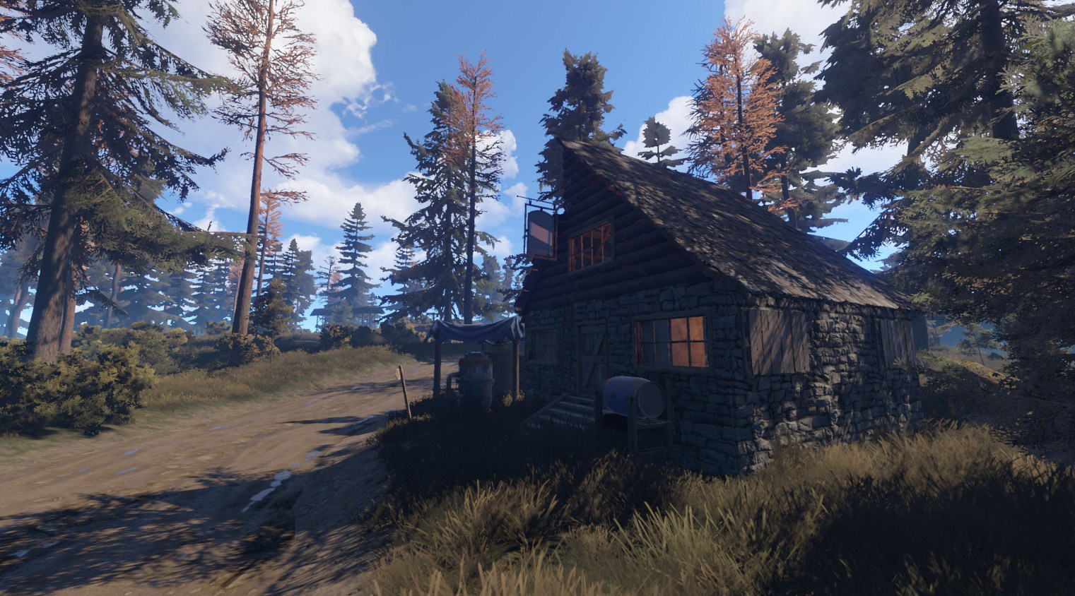 Fall Wallpaper 1440p Rust Basic Tips And Tricks
