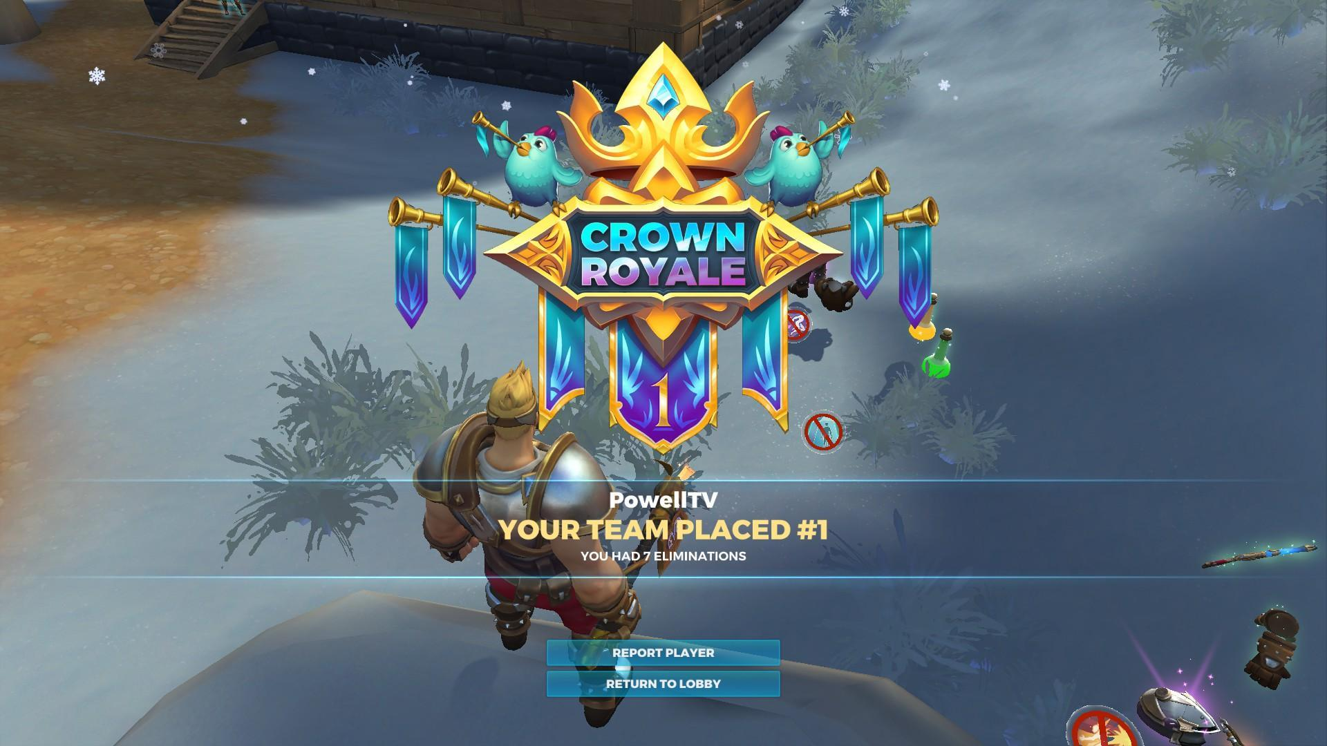 Cuisine Royale Guide Realm Royale Warrior Guide