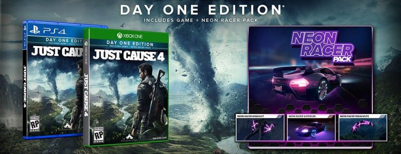 Exotic Cars Wallpaper Pack Just Cause 4 Game Preorders