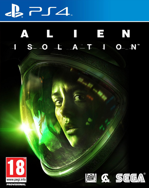 Alien: Isolation PS4 Cover