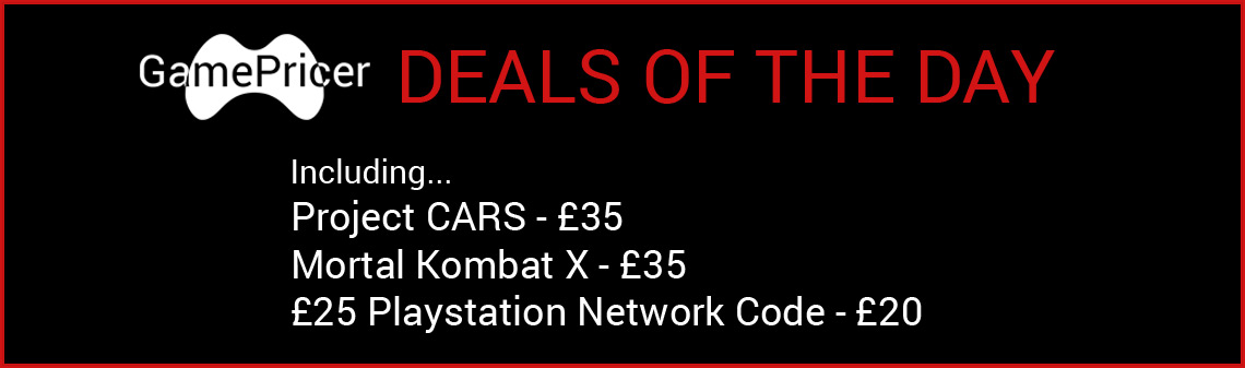 Deals of the Day - Project Cars £35