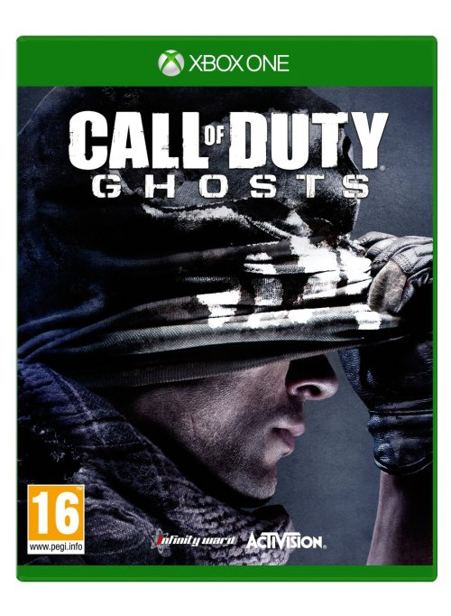 Call of Duty: Ghosts XBOX One Cover