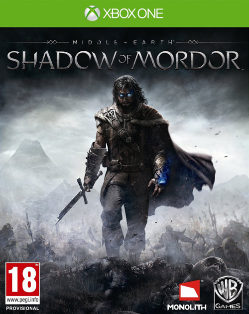 Middle-earth: Shadow of Mordor XBOX One Cover