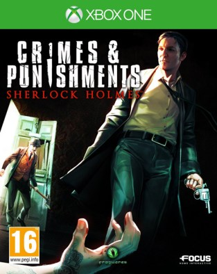 Sherlock Holmes: Crimes & Punishments XBOX One Cover