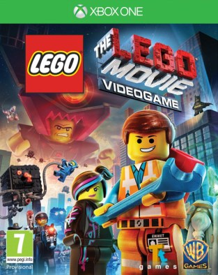 The Lego Movie Videogame XBOX One Cover