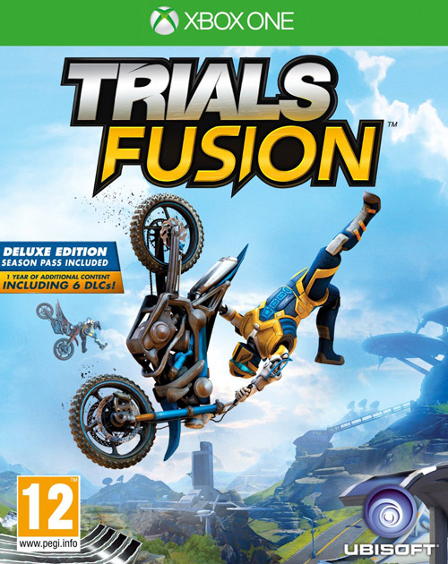 Trials Fusion XBOX One Cover