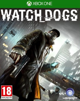 Watch Dogs XBOX One Cover