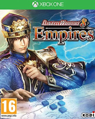 Dynasty Warriors 8: Empires XBOX One Cover