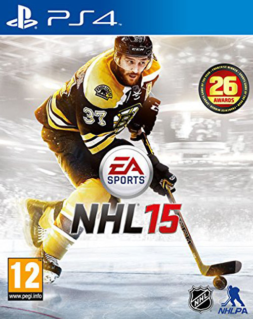 NHL 15 PS4 Cover
