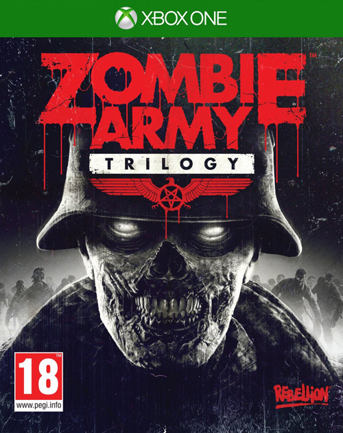 Zombie Army Trilogy XBOX One Cover