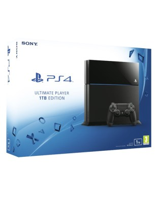 Sony Ps4 Ultimate Player Edition Box