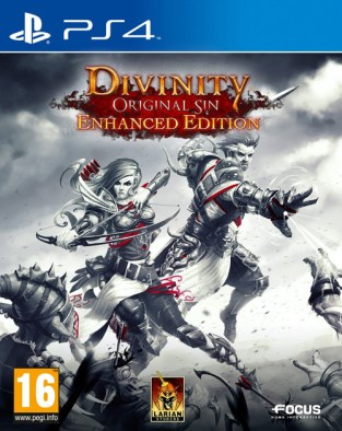 Divinity: Original Sin Enhanced Edition PS4 Cover