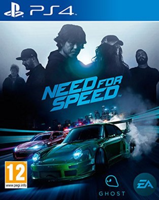 Need for Speed PS4 Cover