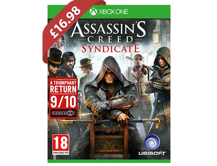 Assassin's Creed Syndicate deal