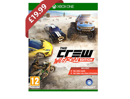 The Crew Wild Run Edition deal