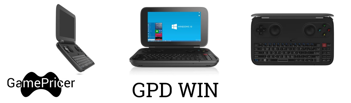 GPD Win - Windows 10 Handheld - Console Highlight