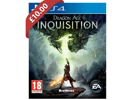 Dragon Age: Inquisition (Used - PS4) - £10.00 @ CEX