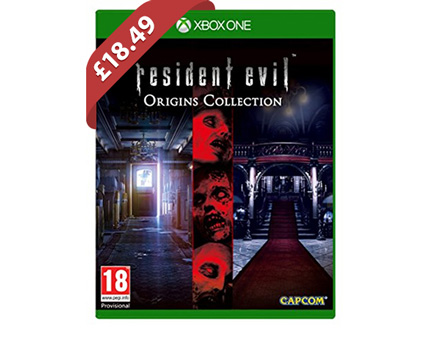 Resident evil origins collection deal