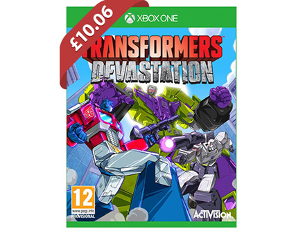 Transformers Devastation (XBOX One) - £10.06 @ Amazon