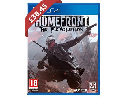 Homefront The Revolution Deal
