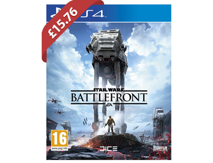 Star Wars Battlefront deal