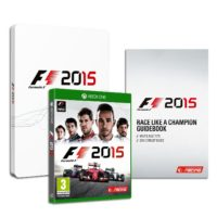 F1 2015 Limited Edition