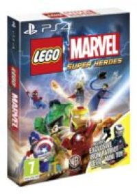 LEGO Marvel Super Heroes Iron Patriot Minifigure Edition