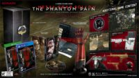 Metal Gear Solid V The Phantom Pain Collector's Edition