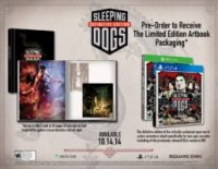 Sleeping Dogs Definitive Edition - Limited Edition