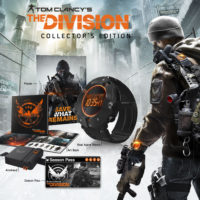 The Division Collector's Edition